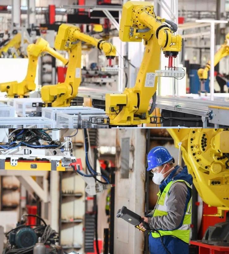 21 Parchi Industriali di SANY Riprendono la Produzione Accelerando la Trasformazione verso lo Sviluppo Digitale e Intelligente